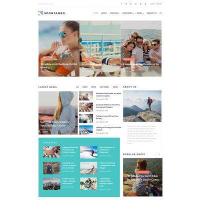 Temas WordPress para Sitios de Deportes | TemplateMonster