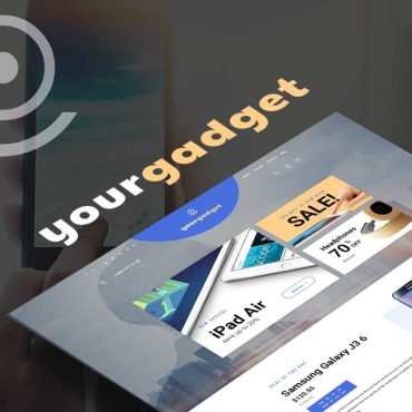 Preview image of YourGadget - Electronics Store