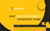 """cCurrency Cryptocurrency"" thème WordPress adaptatif New Screenshots BIG"