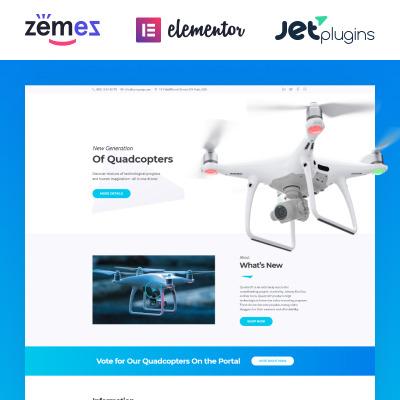 Electronics Responsive Tema WordPress