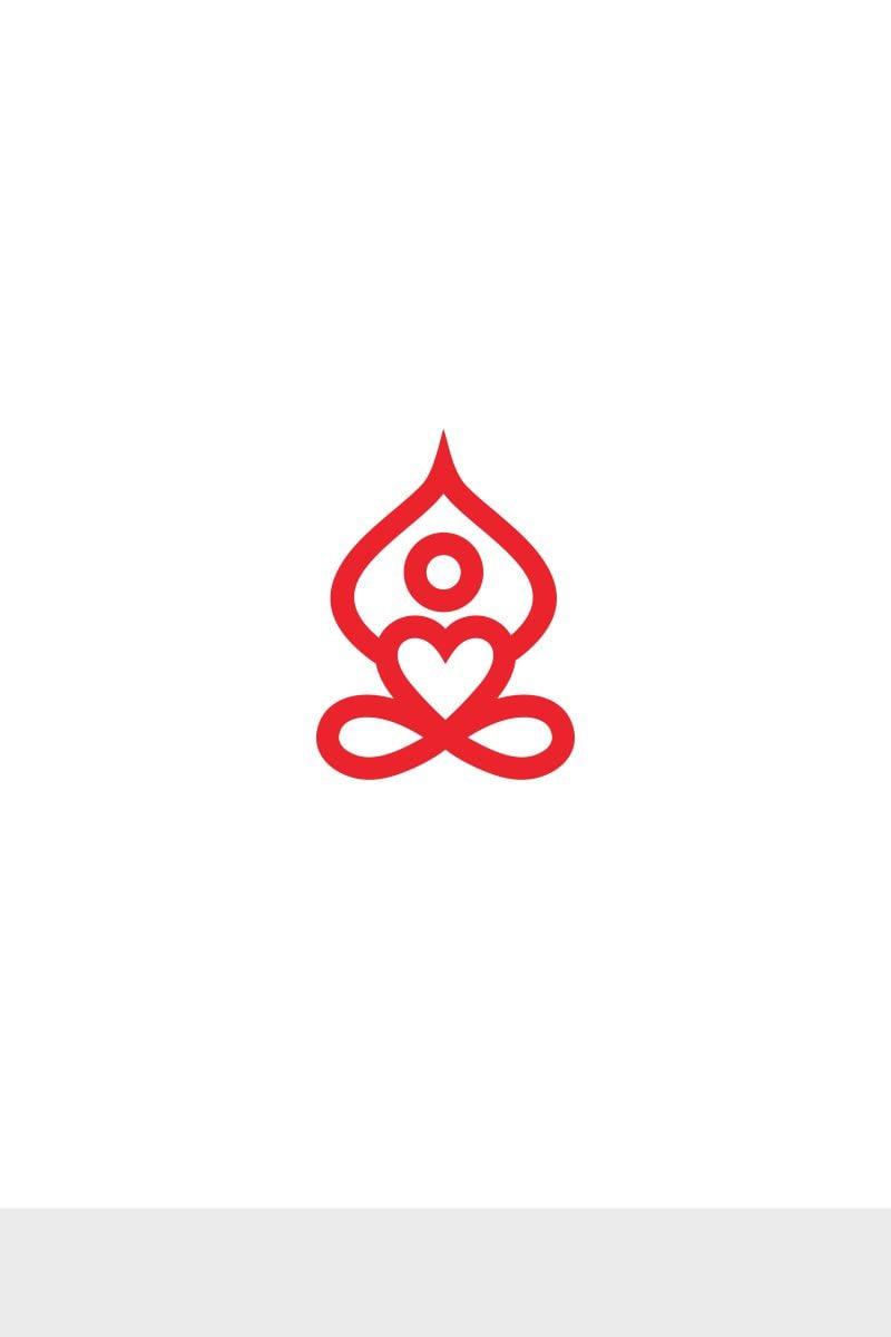 Yoga Logo Template  67892