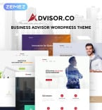 WordPress Theme  #67900