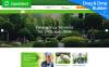 Responsivt Moto CMS 3-mall för landskapsdesign New Screenshots BIG