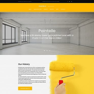 Preview image of Paintelle - Painting Contractor