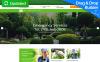 "Moto CMS 3 Template namens ""Jardinier - Landscape Design"" New Screenshots BIG"