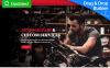 Plantilla para Página de Aterrizaje para Sitio de Reparación de coches New Screenshots BIG