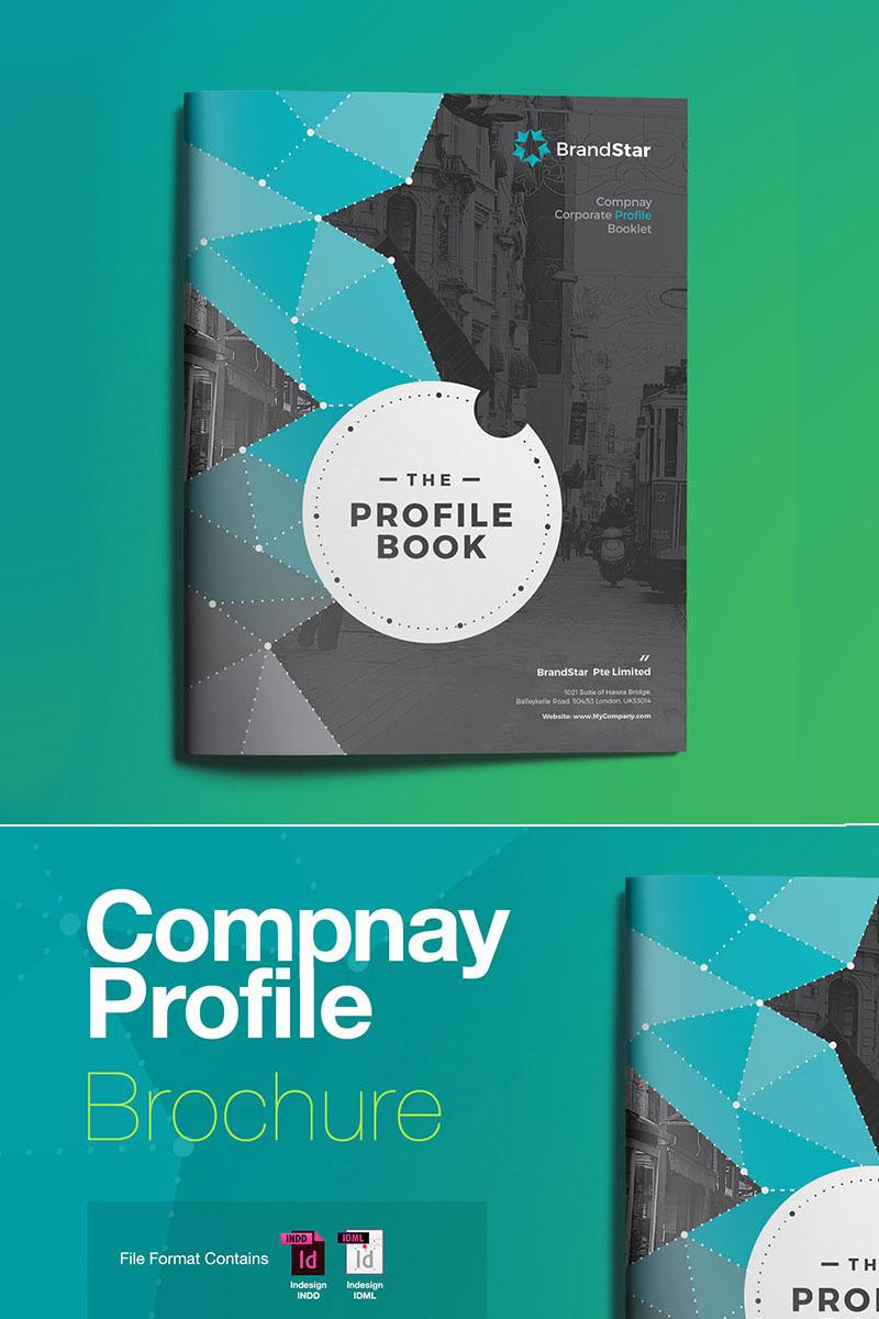 Profile Brochure Corporate Identity Template - screenshot