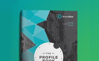 Profile Brochure - Corporate Identity Template