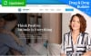 Psychologist - MotoCMS 3 Landing Page Template New Screenshots BIG