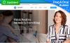 Reszponzív Psychologist - MotoCMS 3 Nyítóoldal sablon New Screenshots BIG