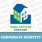 Real Estate Corporate Identity Template 6862