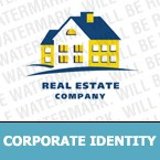 Real Estate Corporate Identity Template 6866