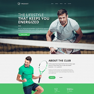 Preview image of ProShot - Tennis Club