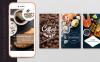 Clean Style Instagram Story Package Social Media Big Screenshot