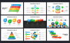 """Social Media Marketing Slides - Socially"" modèle PowerPoint  Grande capture d'écran"