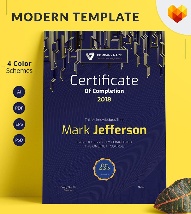 certificate of manufacture template.html