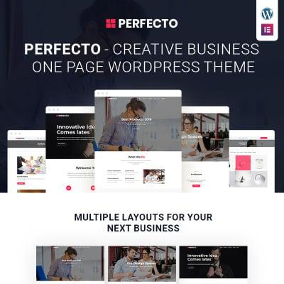 Tema de WordPress #68090 para Sitio de Agencias de marketing