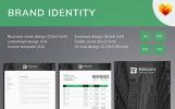 "Tema di Identità Aziendale #68049 ""Business Stationery"""