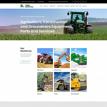 Preview image of Tractor Machinery Premium