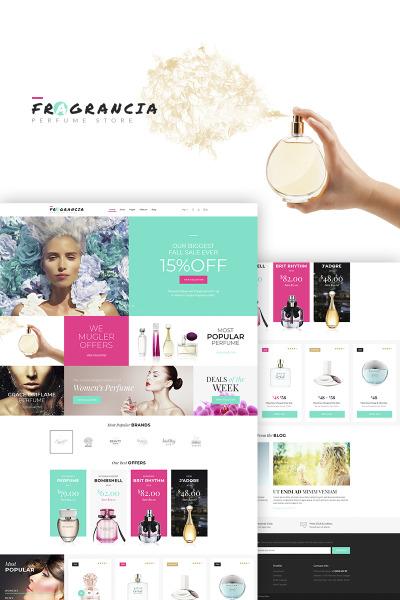 Fragrancia Perfume Store