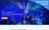 Public Aquarium Premium Moto CMS 3 Template New Screenshots BIG
