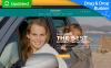 "Responzivní Moto CMS 3 šablona ""SafeDrive - Driving School"" New Screenshots BIG"