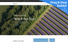 Reszponzív Solar - Alternative Energy Moto CMS 3 sablon New Screenshots BIG
