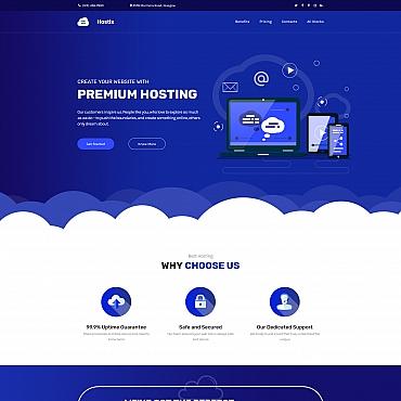 Создать сайт купит хостинг подключение хостинга домену