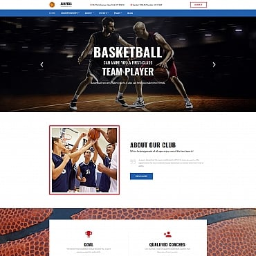 Preview image of Jumpers - Basketball Club