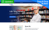 Best Teacher - Education MotoCMS 3 Landing Page Template New Screenshots BIG