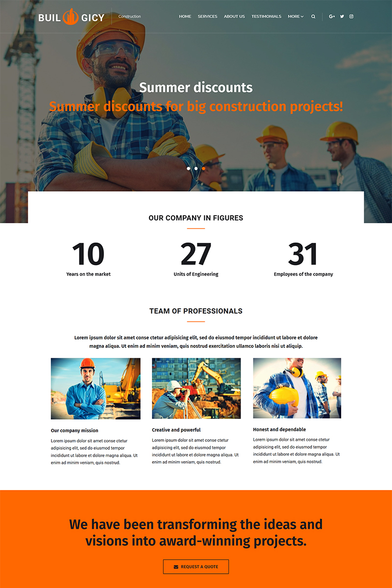 Builogicy - Construction №68294 - скриншот