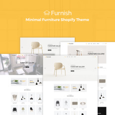Yellow Shopify Themes Premium Design TemplateMonster - Premium shopify templates