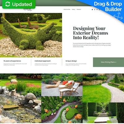 Exterior Design Templates on