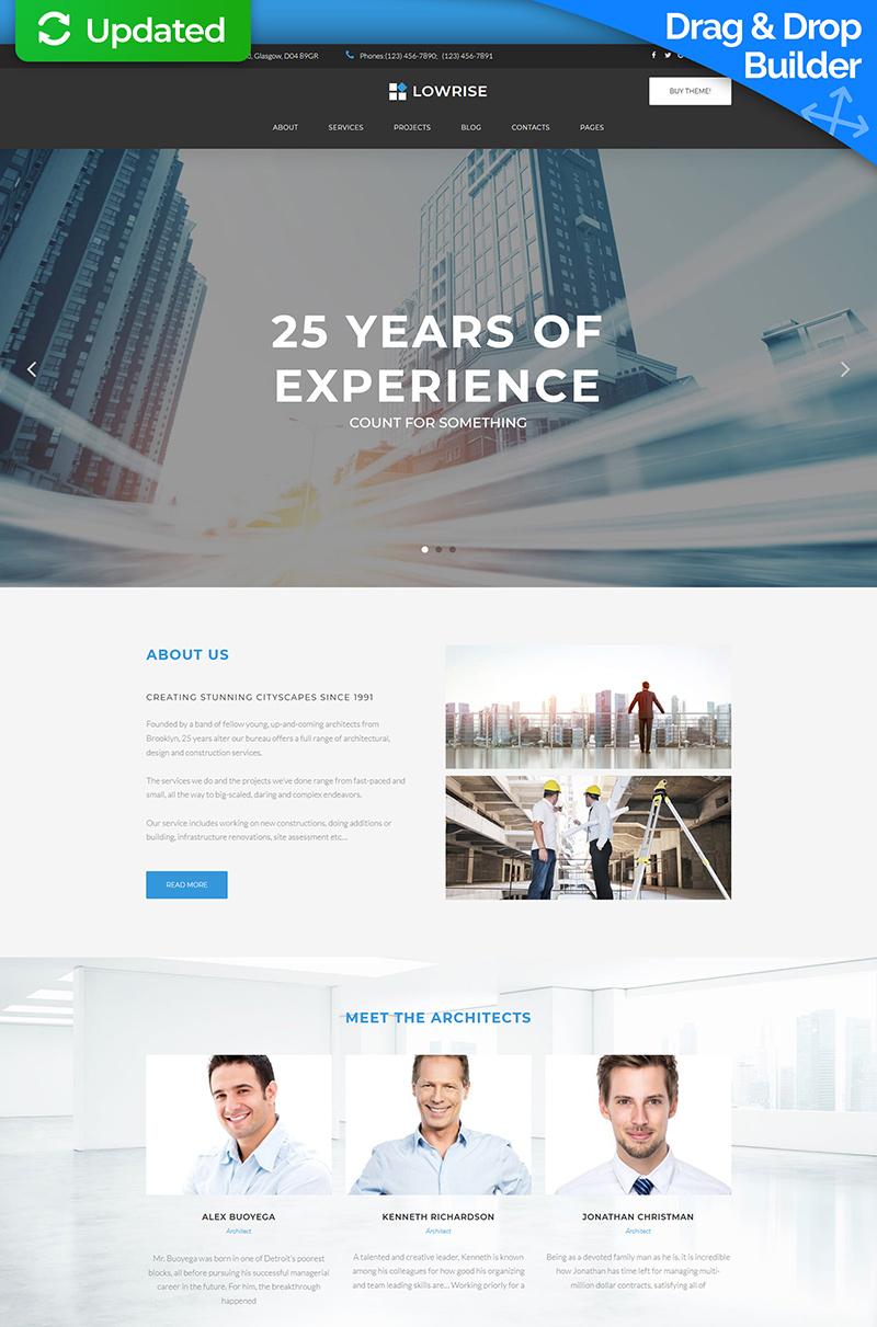Lowrise - Architect Services Portfolio №68246 - скриншот