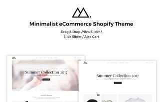 Mira - Minimal Shopify Theme