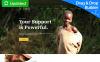 Plantilla Moto CMS 3  para Sitio de Caridad para niños New Screenshots BIG