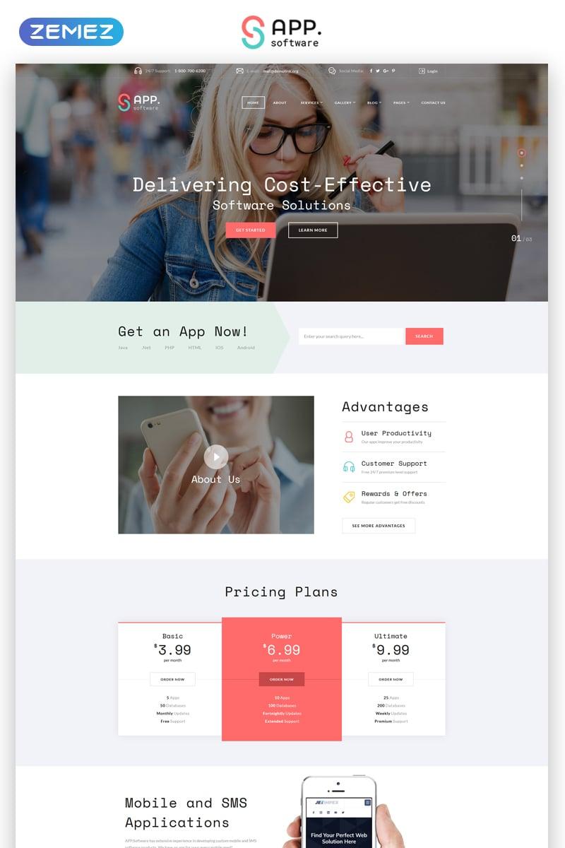 Web Development Company Website Design Inspiration Page 2