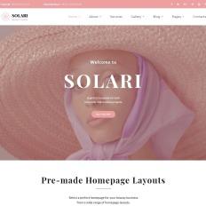 cosmetics store templates templatemonster