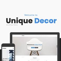 responsive wordpress exterior design themes