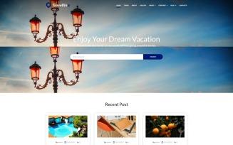 Travellino - Travel Company WordPress Elementor Theme