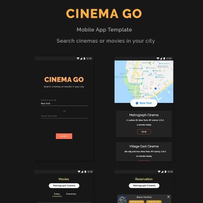 Movie Templates, Movie Site Templates