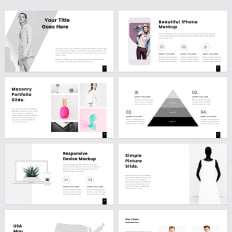 Powerpoint templates grocery themes template monster prothom creative and minimal powerpoint template on teaching toneelgroepblik Gallery