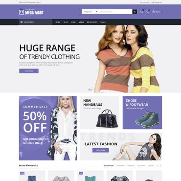 Купить  пофессиональные WooCommerce шаблоны. Купить шаблон #68501 и создать сайт.