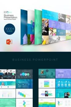 Microsoft Powerpoint Newsletter Templates Template Monster