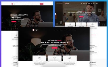 Monger - Multipurpose Responsive WordPress Theme