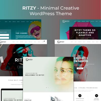 Tema de WordPress #65472 para Sitio de Arte y Cultura
