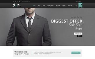 Suit - Men's Fashion WooCommerce Theme