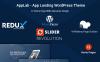 Trucking Responsive WordPress Theme Big Screenshot