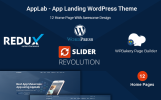 Trucking Responsive WordPress Theme