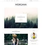 WordPress Theme  #68665